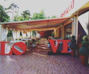 Почувствуйте вкус лета на обновленной  веранде ресторана, с новым летнем меню от шефа